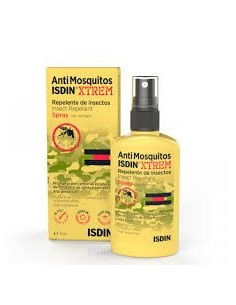 Isdin xtrem antimosquitos spray 50 ml