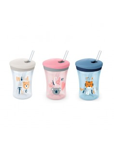 Nuk taza action cup +12m, 230ml