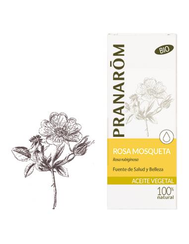 PRANAROM Aceite Rosa mosqueta 100% 50ML
