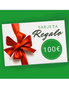 Tarjeta regalo  100€ en...