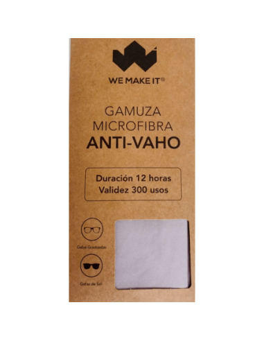Gamuza AntiVaho para Gafas - We Make...