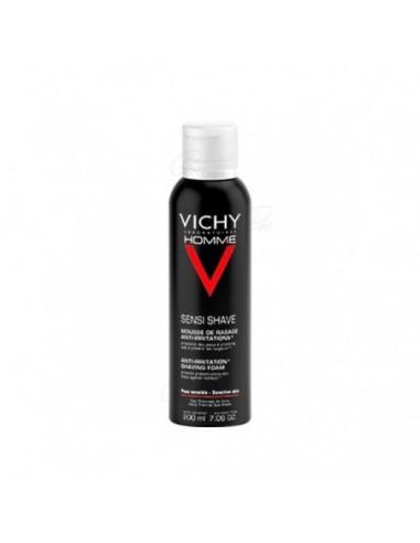 Vichy homme espuma de afeitar...