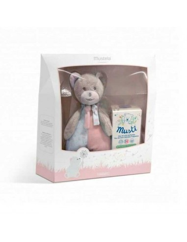MUSTELA MUSTI  COLONIA 50 ml + OSITO...