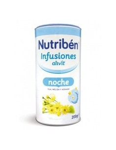 Nutribén infusiones alivit noche 200 g