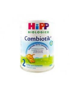 Hipp combiotik 2 leche de continuación biológica 800 g