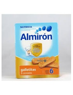 Almirón galletitas 6 cereales 180 g