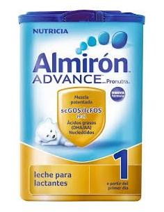 Almirón advance 1 leche para lactantes 800 g